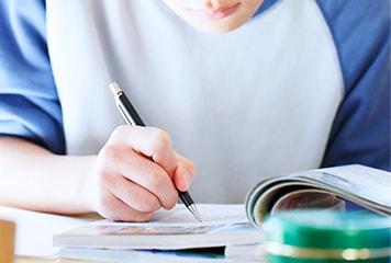 「入試本番から逆算した学習で合格を目指す」イメージ画像